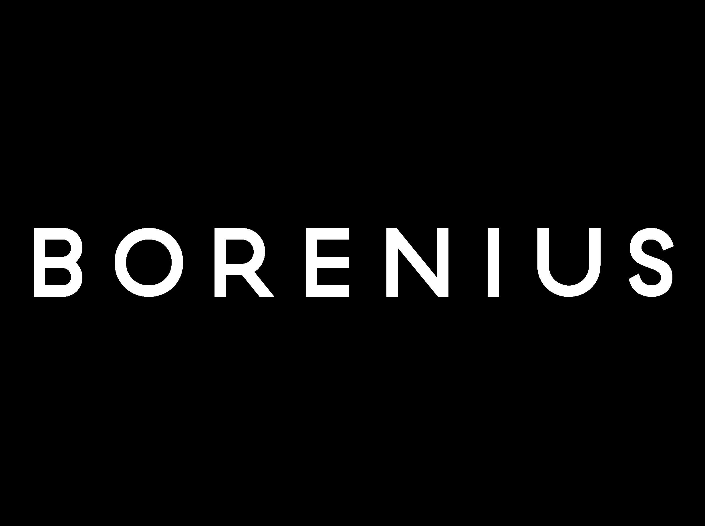 Borenius logo