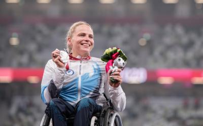 WeThe15-urheilijat – Amanda Kotaja: Liikunnalla ja urheilulla voidaan saada yhdenvertaisuudessa paljon aikaiseksi
