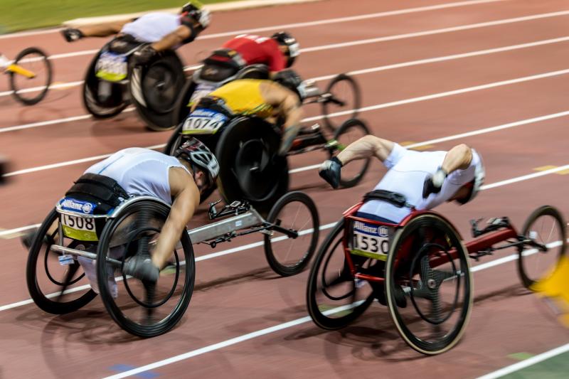 Paralympiarahasto lisää yhteiskunnallista tasa-arvoa