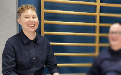 WeThe15-urheilijat – Elinsiirron saanut tanssinharrastaja Krista Hannonen haluaa kaikille mahdollisuuden harrastaa